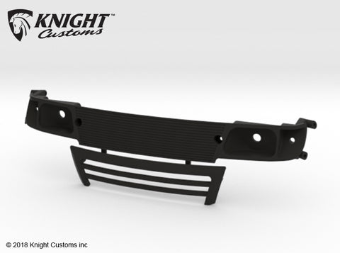 1998-2000 Honcho Grill by Knights Customs