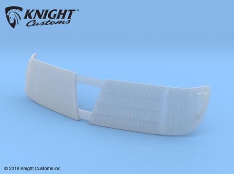 1998-2000 Honcho Grill Lens by Knights Customs