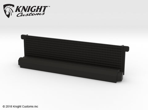 Honcho Radiator by Knights Customs
