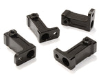 BILLET MACHINED SIDE RAIL MOUNT 4 FOR AXIAL 1/10 SCX-10 SCALE CRAWLER