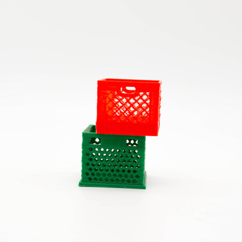Scale Milk Crate