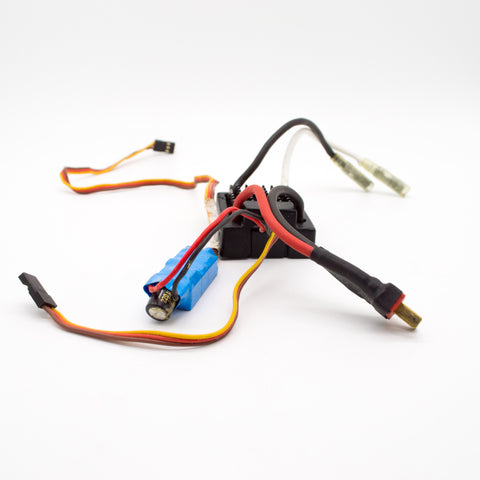 AE-2 Forward/Reverse ESC w/ Drag Brake CC-BEC Added