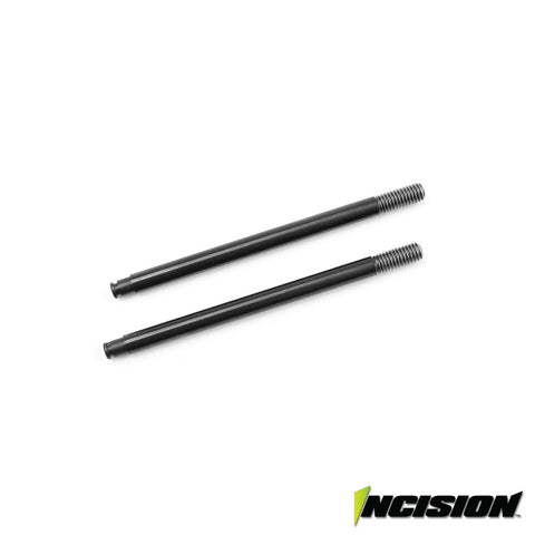 Incision 90mm DLC Shock Shafts