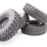 1.9 Nitto Trail Grapplers and Wheel (4)