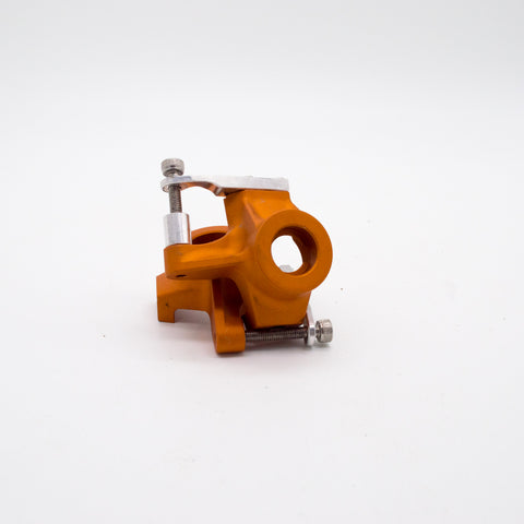 Axial SCX10-II Knuckles Orange Anodized