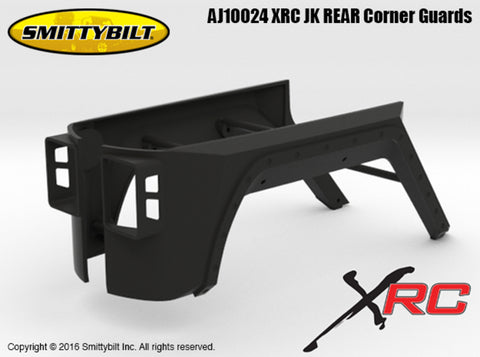 Smittybilt XRC JK REAR Corner Guards