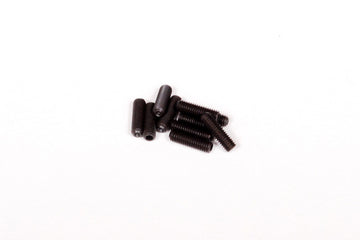 M3x10mm Set Screw (Black) (10pcs)