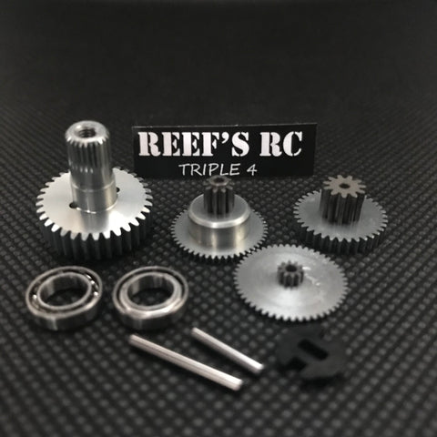 Triple4 Replacement Gear Set