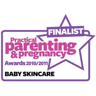 Practical Parenting & Pregnancy Award Finalist