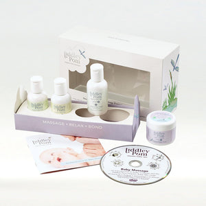 Baby Massage Gift Box Experience