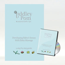 Load image into Gallery viewer, Baby massage and aromatherapy DVD