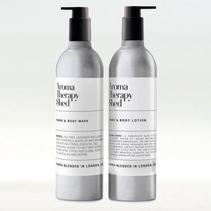 Blend #42 Duo Wash & Lotion Refill - Antibacterial