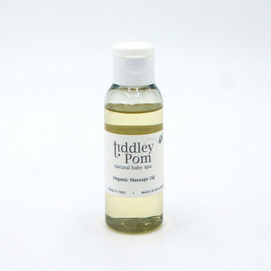 50ml Organic cold pressed sunflower oil