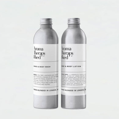 Blend #10 Duo Wash & Lotion - Relax