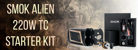 SMOK Alien 220w Review: An in-depth expert overview