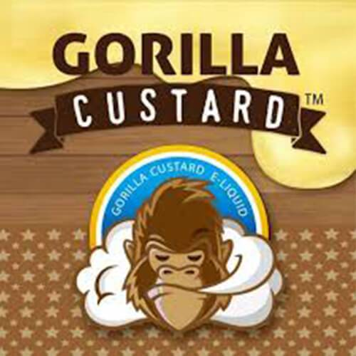 Gorilla Custard eLiquid