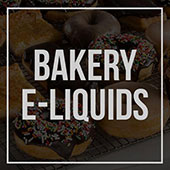 Bakery E-liquids in the USA, Canada, UK, Germany