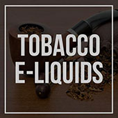 Tobacco E-liquids in the USA, Canada, UK, Germany