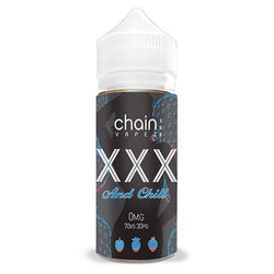 Chain Vapez eJuice - XXX and Chill