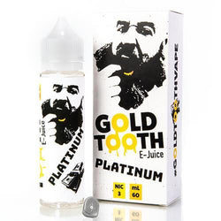 Gold Tooth eJuice - Platinum