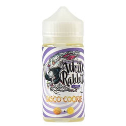 White Rabbit eJuice - Disco Cookie