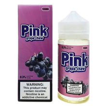 Royal Bishop eLiquid - PINK Grape Chew
