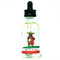 Mexi Cali E-Juice - Strawberry Horchata