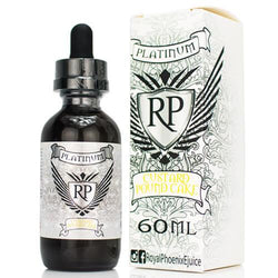 Royal Phoenix Platinum E-Juice - Custard Pound Cake