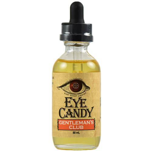 Eye Candy eLiquids - Gentleman's Club