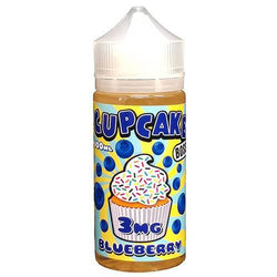 Cupcake Boss - Blueberry eJuice