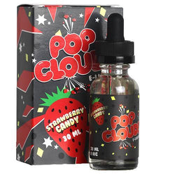 Pop Clouds E-Liquid - Strawberry Candy