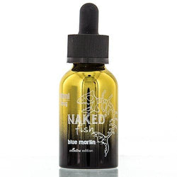 Naked Fish E-Liquids Collector's Edition - Blue Marlin