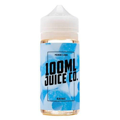 100ml Juice Co - Blue Razz