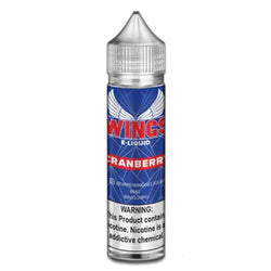 Wings E-Liquid - Cranberry