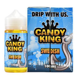 Candy King eJuice - Swedish