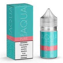 Aqua eJuice SALTS - Pure