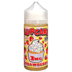 Cupcake Boss - Strawberry eJuice