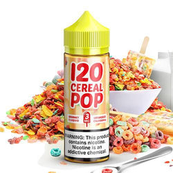 Mad Hatter Juice - 120 Cereal Pop