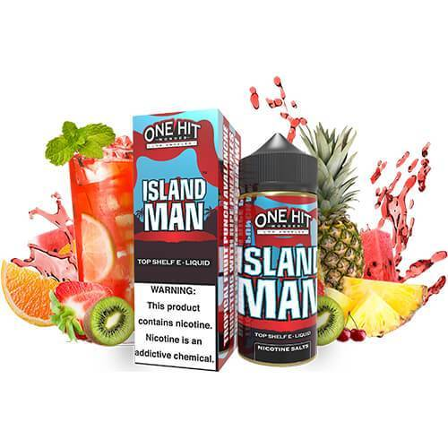 One Hit Wonder eLiquid - Island Man