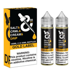 &Drip eLiquids - Gold Label