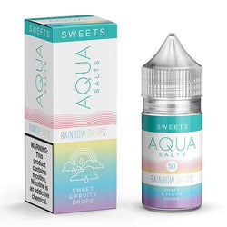Aqua eJuice SALTS - Rainbow Drops
