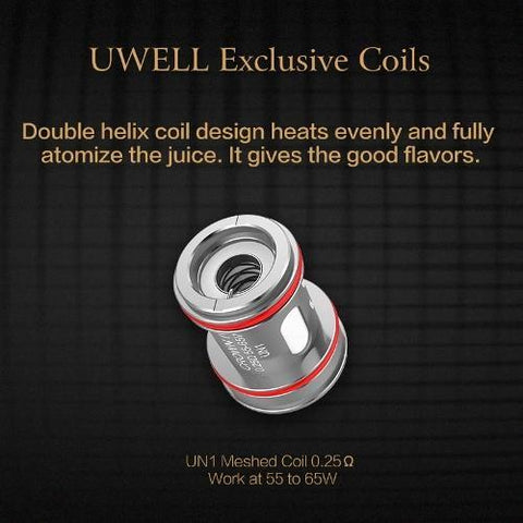 Uwell Crown 4 IV Coil (4 Pack)