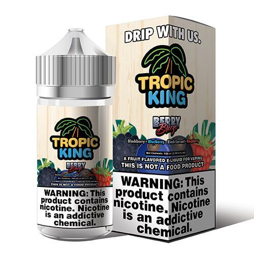 Tropic King eJuice - Berry Breeze