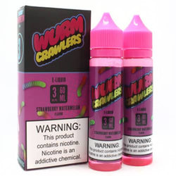 Wurm Crawlers eJuice - Strawberry Watermelon
