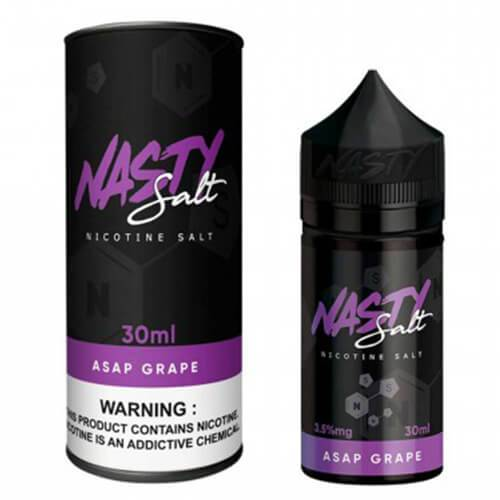 Nasty Juice SALTS - ASAP Grape