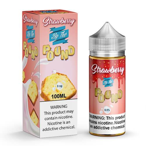 By The Pound E-Liquid - Strawberry