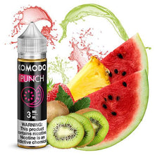 Komodo eJuice - Punch