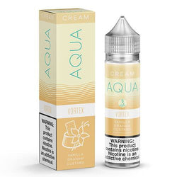 Aqua Cream eJuice - Vortex