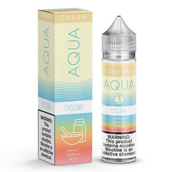 Aqua Cream eJuice - Cyclone