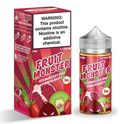 Fruit Monster eJuice - Strawberry Kiwi Pomegranate